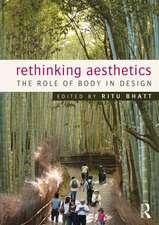 Rethinking Aesthetics