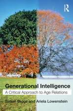 Generational Intelligence