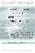 Intersubjective Processes and the Unconscious