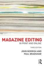 Magazine Editing