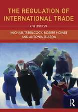 The Regulation of International Trade