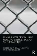Penal Exceptionalism?