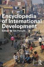 Encyclopedia of International Development