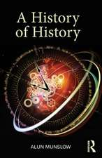 A History of History