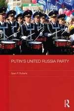 Putin's United Russia Party