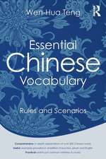 Essential Chinese Vocabulary