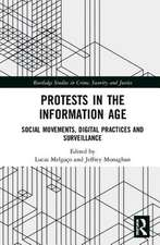 Protests in the Information Age