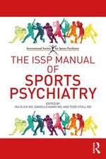 ISSP Manual of Sports Psychiatry
