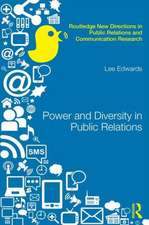 Power, Diversity and Public Relations