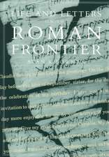 Life and Letters from the Roman Frontier:  An Anthropologist Sits Among Computer Engineers
