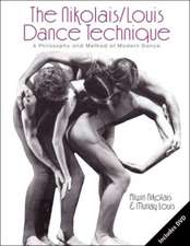 The Nikolais/Louis Dance Technique:  A Philosophy and Method of Modern Dance