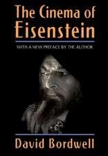 The Cinema of Eisenstein
