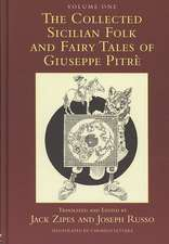 The Collected Sicilian Folk and Fairy Tales of Giuseppe Pitre