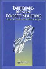 Penelis, G: Earthquake Resistant Concrete Structures