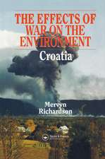 Effects of War on the Environment: Croatia