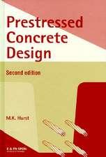 Prestressed Concrete Design, Second Edition
