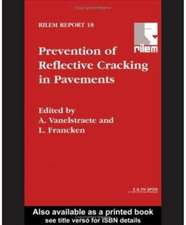 Prevention of Reflective Cracking in Pavements