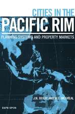 Cities of the Pacific Rim:  Planning Systems and Property Markets