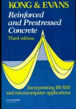 Reinforced and Prestressed Concrete, Third Edition