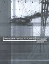Construction Methods and Planning