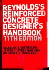 Reynolds's Reinforced Concrete Designer's Handbook:  A Planning History