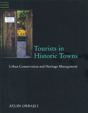 Tourists in Historic Towns