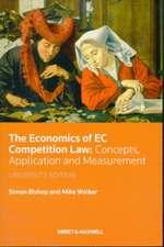 The Economics of EC Competition Law