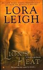 Lion's Heat: A Novel of the Breeds
