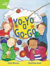Rigby Star Guided Year 1/P2 Green Level: Guided Reader Pack Framework Edition