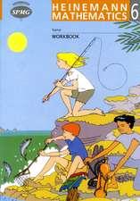 Heinemann Maths 6: Workbook (single)
