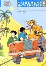 Heinemann Maths 5: Workbook (single)