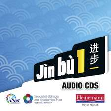 Jin bu 1 Audio CD Pack (11-14 Mandarin Chinese)