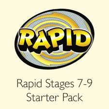 Reid, D: Rapid Stages 7-9 Starter Pack