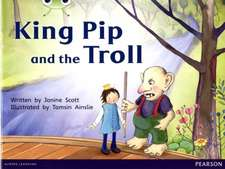 Bug Club Red C (KS1) King Pip and the Troll