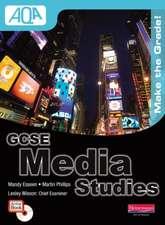 Esseen, M: AQA GCSE Media Studies Student Book with ActiveBo