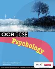 OCR GCSE Psychology Student Book