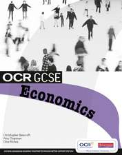 OCR GCSE Economics Student Book