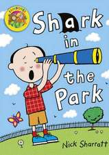 Jamboree Storytime Level A: Shark in the Park Big Book