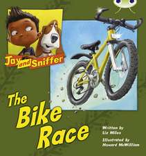 BC Blue (KS1) A/1B Jay and Sniffer: The Bike Race