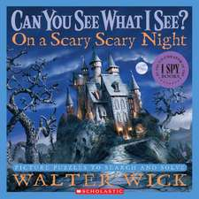 On a Scary Scary Night:  Picture Puzzles to Search and Solve