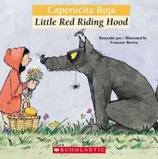 Caperucita Roja/Little Red Riding Hood