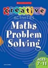 Maths Problem Solving Ages 7-11