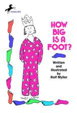How Big Is a Foot?:  Crusader for the Blind and Deaf