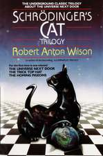 "Schrodinger's Cat Trilogy:  ""The Universe Next Door,"" ""The Trick Top Hat,"" & ""The Homing Pigeons"""