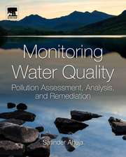 Monitoring Water Quality: Pollution Assessment, Analysis, and Remediation