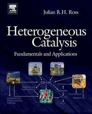 Heterogeneous Catalysis: Fundamentals and Applications