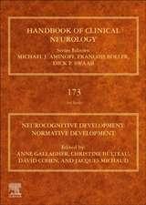 Neurocognitive Development: Normative Development