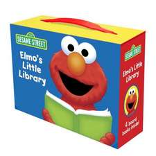 Elmo's Little Library:  Being the Early Experiences of an Intelligent Stingray, a Brave Buffalo, and a Brand-New Someone Called Plastic