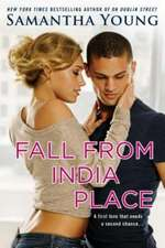 Fall from India Place