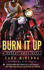 Burn It Up:  The Story of How We Protect, Repair, and Make Ourselves Stronger